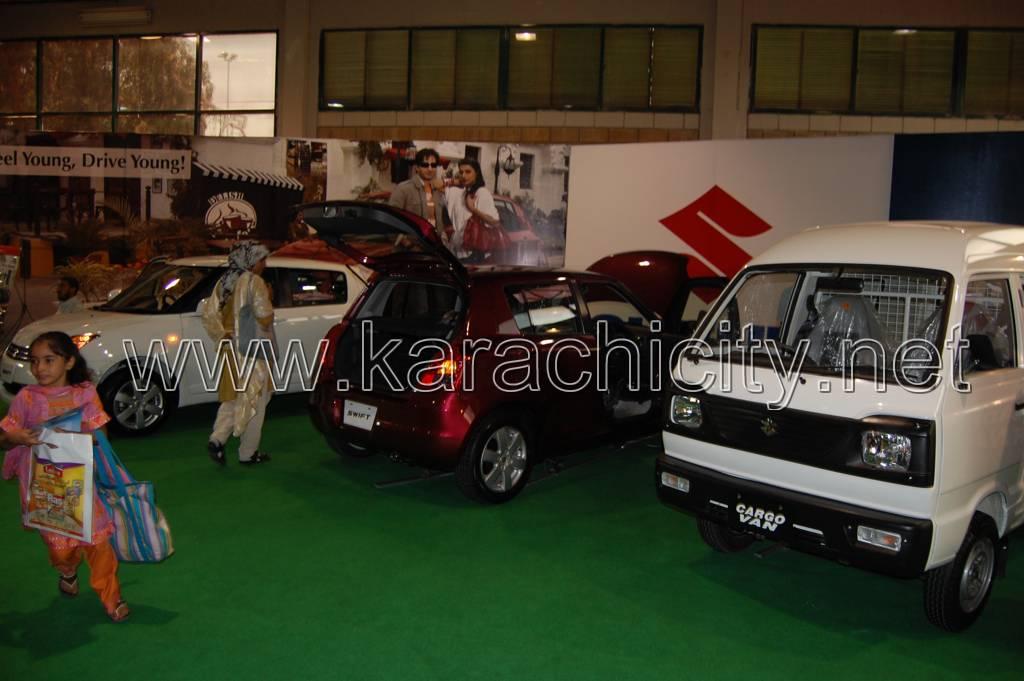 essay my city karachi